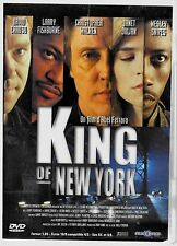 DVD - KING OF NEW-YORK - CHRISTOPHER WALKEN - DAVID CARUSO