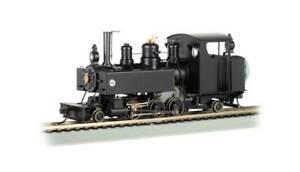 Gauge On30 - Bachmann Steam Locomotive 2-6-2 Unlettered with Sound - 29505 Neu