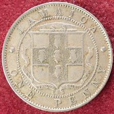JAMAICA PENNY 1928 (D2108)