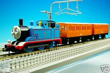Tomix 93810 Thomas Tank Engine & Friends Thomas 3 Cars Set (N scale) New!!