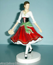 Royal Doulton ITALIAN Folk Dance Figurine World Dancer SIGNED/Michael HN5644 New