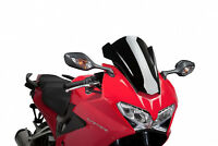 PUIG RACING SCREEN HONDA VFR800F 14-18 BLACK