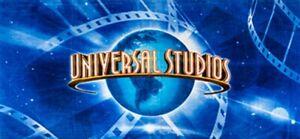 "NEW Universal Studios Logo Film Strip Beach Towel 30"" x 60"""