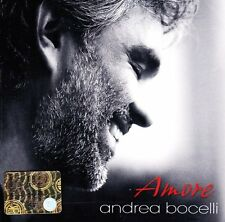 BOCELLI ANDREA - AMORE -  CD NUOVO SIGILLATO