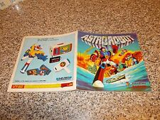 ALBUM figurine ASTRO ROBOT PANINI 1980 COMPLETO OTTIMO TIPO MANGA JEEG DAITARN