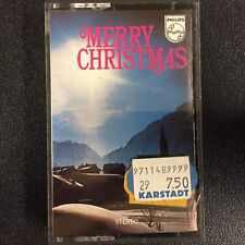 Merry Christmas-PHILIPS-MC/Musique Cassette-Cassette-Tape