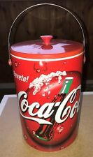 Coca Cola  ghiacciaia contenitore frigorifero dispencer  VINTAGE