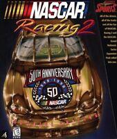 NASCAR RACING 2 & TRACK PACK +1Clk Windows 10 8 7 Vista XP Install