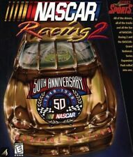 NASCAR RACING 2 & TRACK PACK +1Clk Windows 10 8 7 Vista XP Install