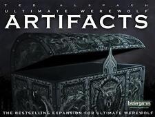 Ultimate Werewolf: Artifacts by Bezier Games PSI BEZART2