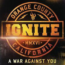 IGNITE - A WAR AGAINST YOU  CD (LIMITED BOX SET)+++ NEU