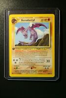 1st Edition Aerodactyl 15/64 Neo Revelations Pokemon Card Rare Non Holo LP to NM