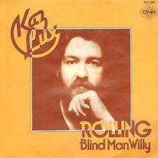 "KAZ LUX (EX-BRAINBOX) – Rolling (1979 NEDERPOP VINYL SINGLE 7"" DUTCH PS)"