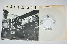 "Pittbull 7"" 33 HEAR PRIVATE PUNK THRASH METAL I've Given Up FIST O CUFF 1989"