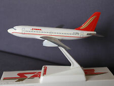 Sabre Airways Boeing B737-200 G-SBEA Collectable Wooster Model - 1:200 Scale