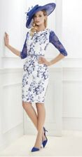 ZEILA Floral Print Lace Sleeve Dress - 3020462 Size 10 REDUCED