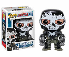 FUNKO POP! Captain America Civil War - Crossbones Vinyl Bobble-Head NEU 134