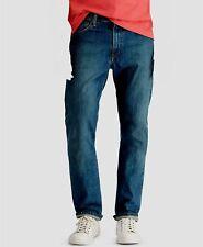 $150 Polo Ralph Lauren Men'S Blue Jeans Straight Fit Denim Pants Size 50b 30l