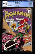 Aquaman 19 CGC Graded 9.0 VF/NM DC Comics 1965