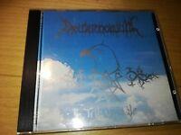 DEUTERONOMIUM - TRIBAL EAGLE MCD christian death metal ULTRA RARE
