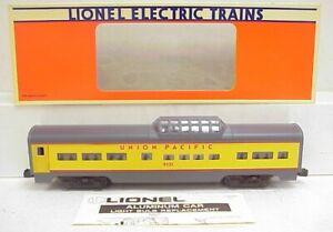 Lionel 6-19121 Union Pacific Aluminum Vista Dome Car LN/Box