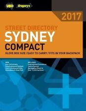 Sydney Compact Street Directory 2017 29th Ed by UBD Gregorys (Paperback, 2016)