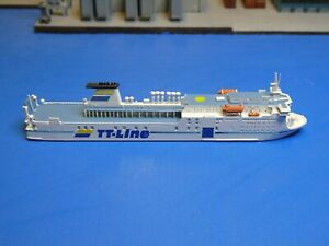 Fährschiff Tom Sawyer (D) in 1:1250 Hersteller Albatros Nr. AL. 225
