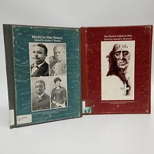Lot of 2 Ohio American Revolution Bicentennial Conference Series-Vols 3 & 4-19..