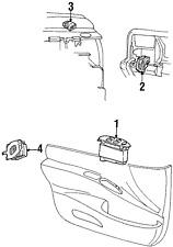Genuine Ford Driver Module YF3Z-9D372-AA