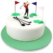 PME 10 piece Golf Set Cake Decoration Topper Set  Next Day Despatch