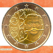 Sondermünzen Frankreich: 2 Euro Münze 2013 Baron Pierre de Coubertin Sondermünze