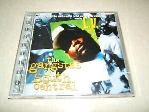 L.V : THE GANGSTAS IN SOUTH CENTRAL    CD ALBUM 1996