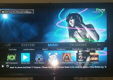 6.0.1 Android TV Box Kodi 17.3 mini Backlit keyboard- touchpad ARES Wiz +PULSE