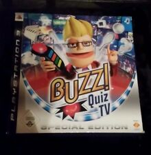 Buzz Quiz TV Special Edition (Sony Playstation 3 2008)