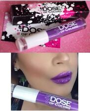 Dose Of Colors Cosmetics Classic Lipgloss Lip Gloss Purple Fusion Color Sold Out