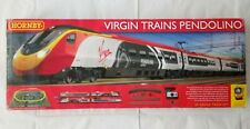 More details for hornby r1155 oo gauge class 390 virgin pendolino train set empty box only #2