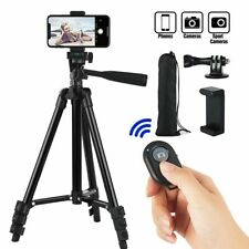 Cellphone Portable Tripods Selfie Picture With Bluetooth Remote For Smartphones