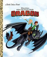 Dreamworks How to Train Your Dragon Golden Books