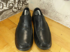Cole Haan Nike Air Black Leather Loafers 9M