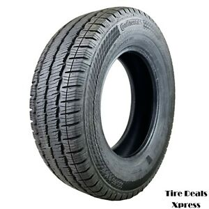 4  - 235/65R16C Continental VanContact A/S NEW FACTORY TAKEOFF LRE 2356516 Tire