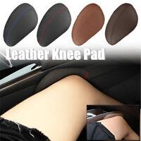 Leg Cushion Knee Pad Leather Pillow For BMW X5 X6 E52 E53 E60 E90 E91 E92   -)