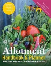 RHS Allotment Handbook & Planner: What to do when to get the most fr... NEW BOOK