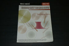 Drum Set Warm-Ups~Essential Exercises~Rod Morgenstein~FAST SHIPPING!!