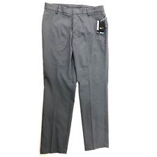 Nike Golf Pants Men's Sz 32-32 Gray / Black Micro Dot Dri-Fit 833206-021 Modern