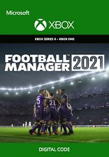 Fußball Manager 2021 (Xbox One) - Digitale DL