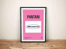 New Marco Pantani - Limited A3 Print