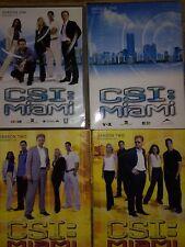CSI Miami Staffel 1+2