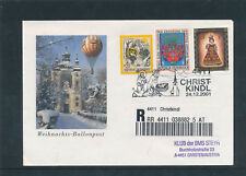Christkindl-Reco-Brief 24.12.2001  (CH2)