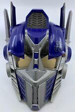 Hasbro Transformers Movie - Optimus Prime Voice Changer Mask Helmet - TESTED