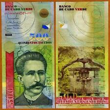 Cape Verde, Africa, 500 Escudos, 2007, Pick 69, UNC
